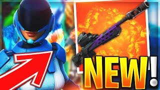 [LIVE FORNITE] NOUVEAU SNIPER TROP CHEAT !! USE CODE DYNEX IN YOUR SHOP