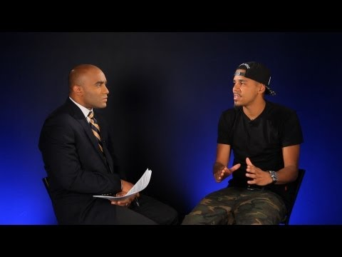 Rapper J. Cole Talks For Nearly An Hour to the WSJ's Lee Haw
