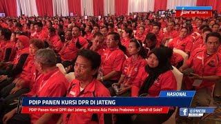 VIDEO: PDIP Panen Kursi DPR dari Jateng, Karena Ada Posko Prabowo – Sandi di Solo?