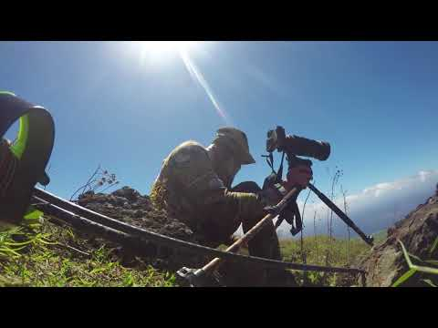 "S8:E1 ""WILD GAME LUAU"" Vacation hunting for Axis Deer in Hawaii with Remi Warren"