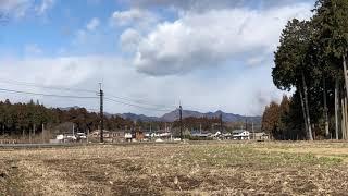 東武鬼怒川線 SL大樹 単機運転