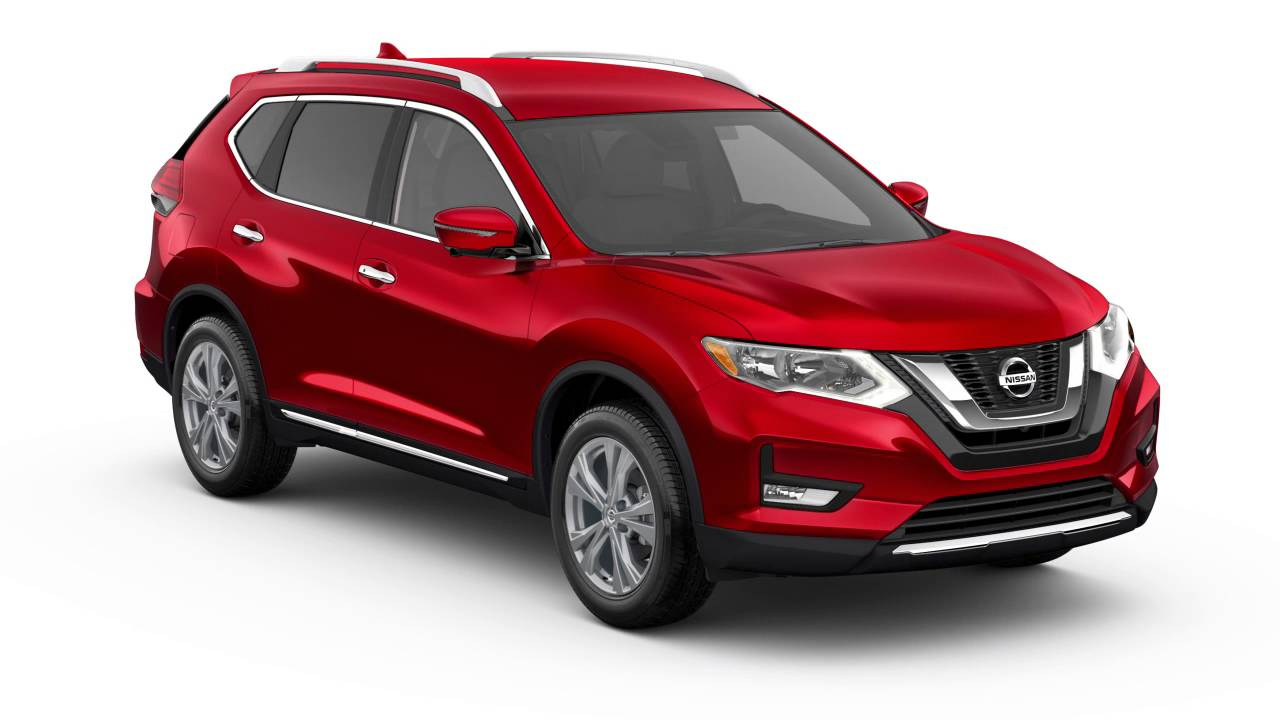 Nissan Rogue Owners Manual: Lights