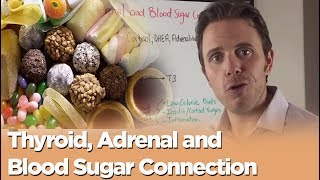 Thyroid, Adrenal and Blood Sugar Connection