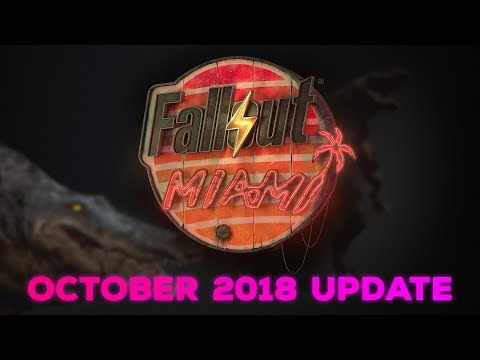Fallout: Miami - October 2018 Progress Update