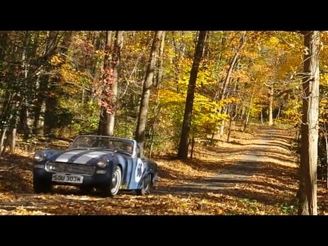 Austin Healey Sprite Road Test & Review by Drivin' Ivan