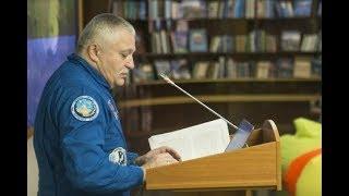 Лекцию в Русском географическом обществе прочел звездный профессор
