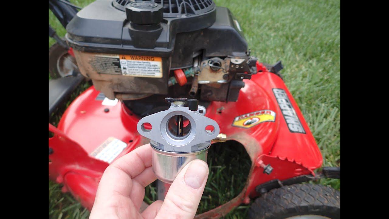 """Snapper 21/"""" 6.75 HP Walk-Behind Mower Carburetor"""