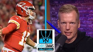 Week 6 Preview: Houston Texans vs. Kansas City Chiefs | Chris Simms Unbuttoned | NBC Sports
