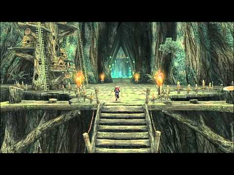 Xenoblade Chronicles (Wii) Japanese Trailer