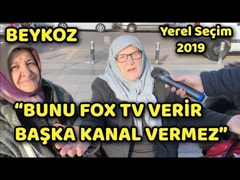 BEYKOZ - İSTANBUL | BİNALİ YILDIRIM - EKREM İMAMOĞLU | YEREL SEÇİM ANKETİ 2019