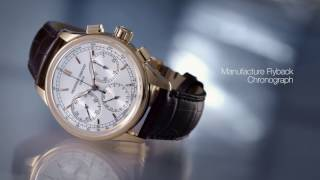 BASELWORLD 2017 Spotlight - The First Flyback Chronograph Manufacture FC-760