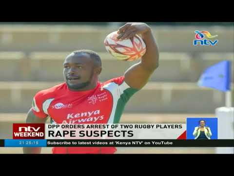 DPP orders arrest of two rugby players