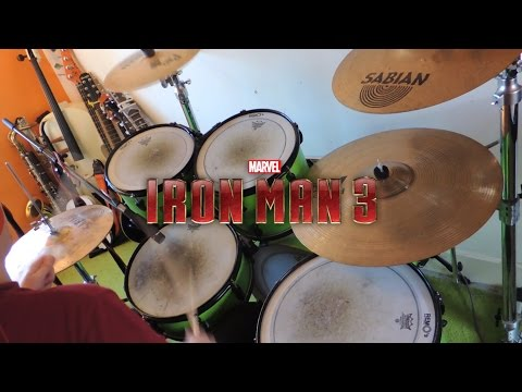 Iron Man 3 - Can You Dig It Cover (All instruments)