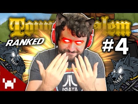2 GOOD WEREWOLF GAMES | Town Of Salem Ranked #4