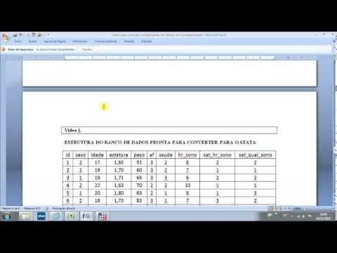 STATA - João Marcos - Funções básicas e banco de dados