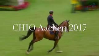 Uneven Sunheup - 1m50 - CHIO Aachen 2017