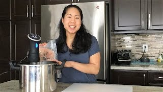 How to sous-vide chicken breast using the Anova Immersion circulator