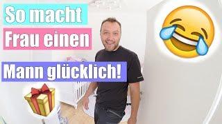 MEGA ÜBERRASCHUNG FÜR ALEX 😱 | Live Reaktion | Kochen & Food Haul | Isabeau