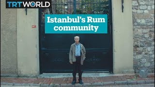 The Rum (Greek) community of Istanbul
