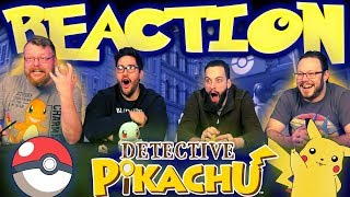 POKÉMON Detective Pikachu – Official Trailer 2 REACTION!!