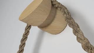 3D Model of wooden Holder-46 Review