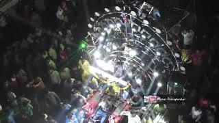 Sanyukt Juna Budhawar  Peth Kolhapur SHIVJAYANTI  UTSAV 2018 Crowd 🚩🚩