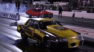 Drag Racing on 235 Radials/8.5's for $20,000 - MX235