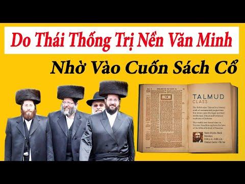 Tại Sao Dân Tộc Do Thái Có Thể Định Hình Và Thống Trị Văn Minh Nhân Loại Chỉ Nhờ Vào Một Cuốn Sách ?