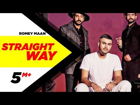 Straight Way Romey Maan Lyrics