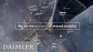 We move you! Daimler Mobility AG Corporate Video