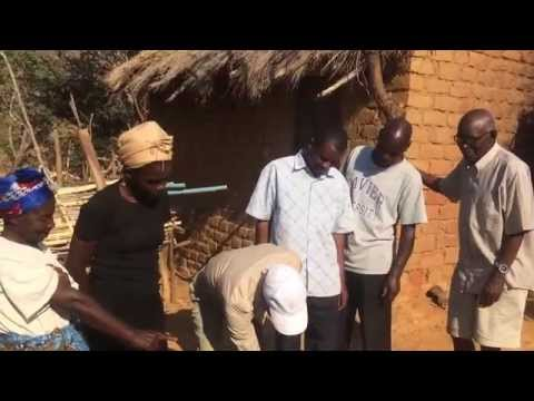 solar demo in Malawi 2