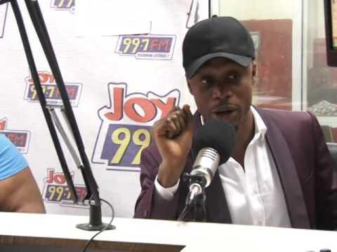 EL talks music, life and love on Joy FM's SMS