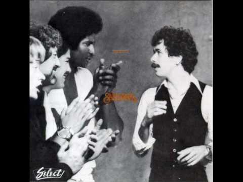 Life Is A Lady/Holiday ~ Santana