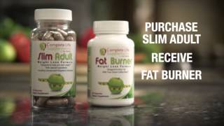 Complete Life Supplements - Television Ad Group