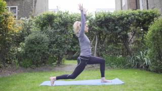 One of Madeleine Shaw's most viewed videos: Energising Morning Yoga Routine | Madeleine Shaw