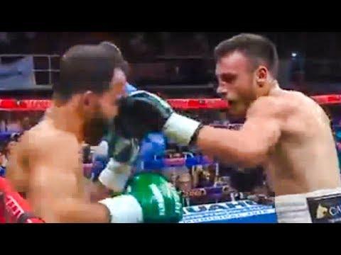 """Omar Chavez vs Ramon """"Inocente"""" Alvarez II Full Fight TV Azteca"""
