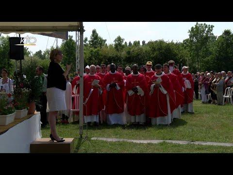 Le diocèse d'Evreux en feu pour la Pentecôte