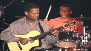 "AQUI Y AJAZZ, EARL KLUGH ""All Through The Night""."