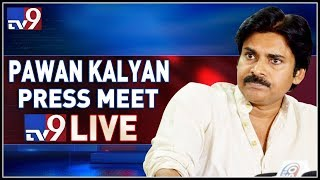 Pawan Kalyan Press Meet LIVE || AP Election Results 2019 - TV9