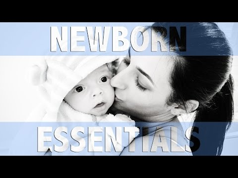 Newborn Baby Essentials and 1st Month Must Haves  Ysis Lorenna