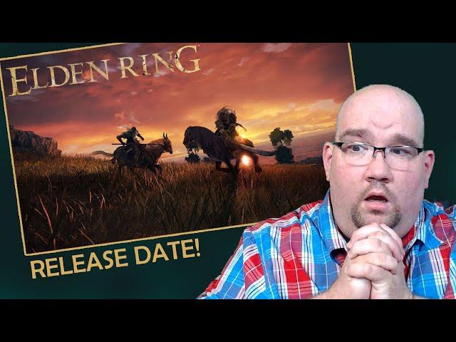 Dark Souls fan reacts to Elden Ring release date! | DrLevelUp