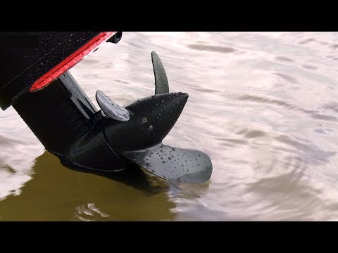 Тюнинг лодочного мотора Tohatsu 3.5