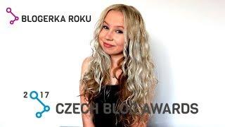 Czech Blog Awards 2017 mýma očima :) Kate Wednesday