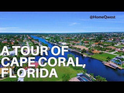 A Tour of Cape Coral, Florida