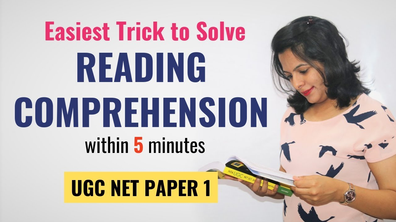 - How To Solve Reading Comprehension In Less Than 5 Minutes - YouTube
