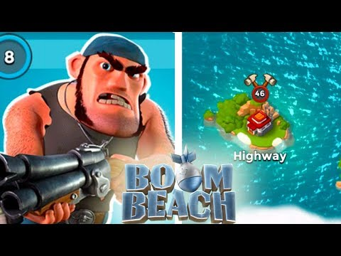 NEW Boom Beach UPDATE OVERVIEW! NPC Bases, Private Bullit, and Bug Fixes!