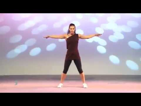 Zumba - Lesson For Beginners - Lose Calories and Lose Weight Amusing Home