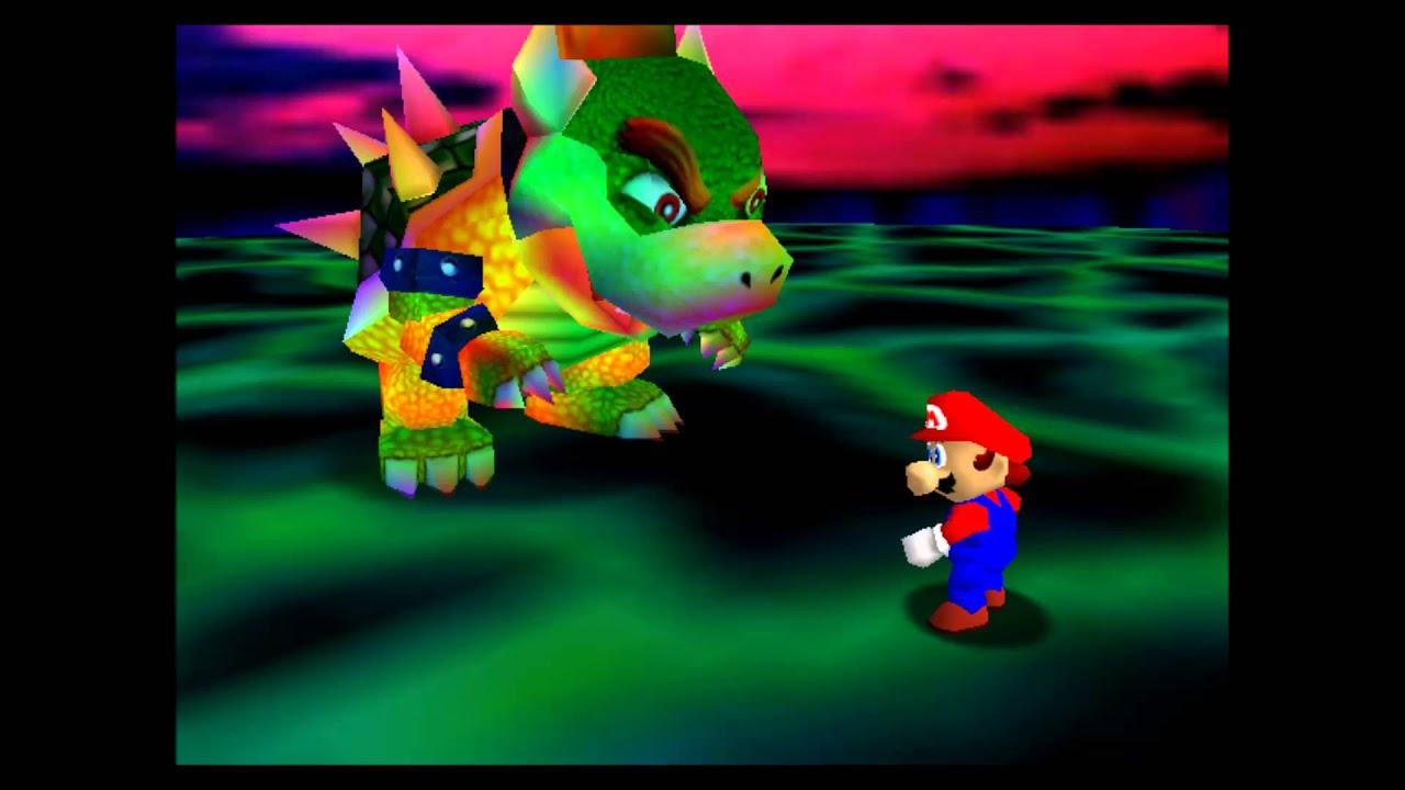 Super Mario 64 - Final Bowser (Mega Man X2 Soundfont)