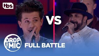 Charlie Puth and Backstreet Boys | Drop the Mic