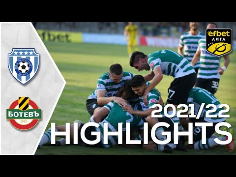 Cherno More Botev Plovdiv Goals And Highlights